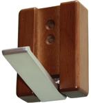 木製フォールディングフック シングル