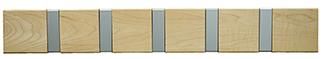 木製フォールディングフック 5(ファイブ)