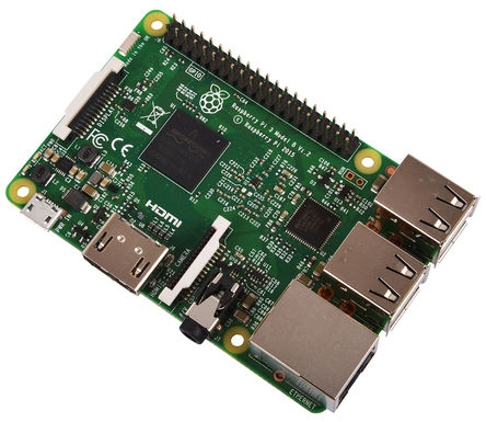 Raspberry Pi 3 Model B (No.3)