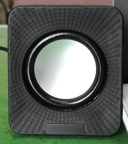 DAISO USB ミニスピーカー